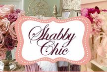 Love Shabby Chic!! / Shabby Chic Lover! - Great style for a pretty space 