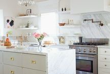 Classic and Contemporary Kitchens / by Chelsea Collins