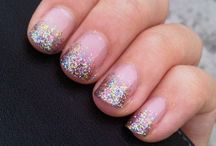 Nails: nailed it  / by Caitlyn Halsey
