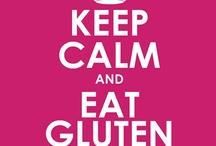 Celiac means Gluten Free Forever / I must always eat gluten free, I have Celiac disease,  an autoimmune disease.  / by Linda Williams