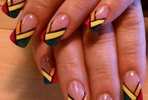Nail Designs / by Spring Ann Vinson