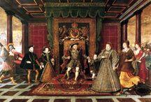 Tudor-obsession / by Cheryl Kelley