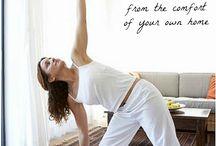 Yoga / by Nicole Burlock