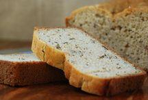 Breads / by Andrea McDonald Arcovio