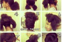 Hair Love  / Natural African American Hair Styles  / by Vporiginal