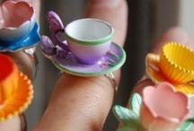 Tea Accessories / A cornucopia of tea related paraphernalia I love. / by Rachel K Carter