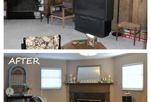 Home remodeling / by Shana Woods