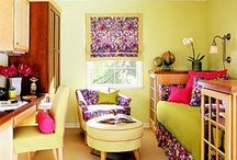 Guest room/craft room / by Leilani Case