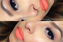 Make up   / by maria garcia villa