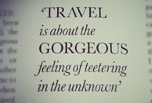 Travel Quotes / by Bay Park Hotel
