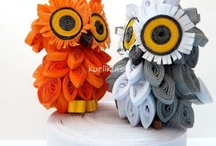 3D Quilling / by Quilling Wonderland