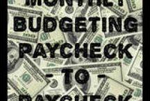 Budgeting / by UT Tyler Student Money Management