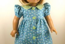 Doll Clothes / by Judy Sjostrom