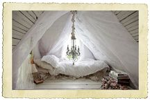 bedrooms / by Judy Perrone