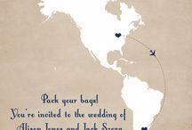Destination Wedding  / by Jamie Brinks
