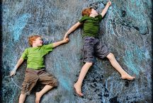 Creative Photography with my kids / by Jennie Baer