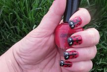 Nails, Nails and more  Nails! / by Dee Arnold