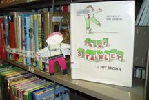 Youth Book Characters / by Chippewa Falls Public Library