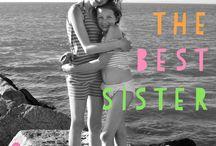 Sisterly love ❤️ / by Christine Broxson Wynne