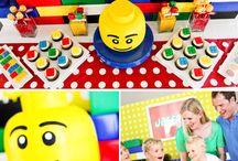 LEGO Party Ideas / by Birthday in a Box