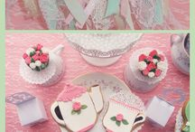 shabby chic party / by Sharon Tendler Vitullo