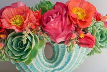floral delights / mostly arrangements but some gardening  / by Kate Miano Hair & Makeup