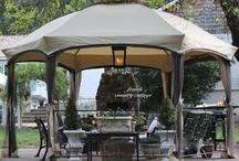 Outdoor Spaces / by Kate Harrison