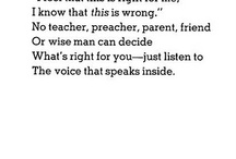 listen / by Robin Barber