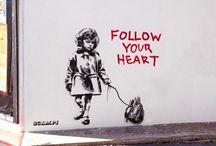 Street Art / by Cora