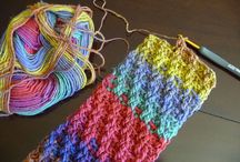 Crochet and knitting / by Cindi Place