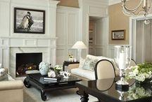 formal living room idea's / by Kim Grove
