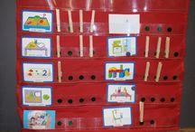 Preschool classroom- setup / by Porscha Kincaid