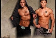 Yummy / Super delicious gentlemen who have lost some of their clothes / by Leisa Chandler