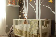 Nursery Ideas / by Tara Lane-Williams
