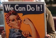 Women Power/Feminism / by AxS Ⓥ