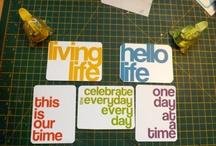 Project Life/Scrapbooking / by Kathleen Jones-Monte
