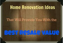 Renovate! / by Brittany