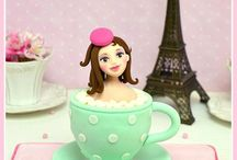 Parisian Cakes / by Cake Central