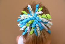 Hair bows / by Hailee Ervin