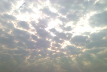 CrazY Cool Clouds.. / I feel, every cloud pattern says something. Here are the cloud's pics by me and my lil bro. / by Shivang Desai