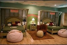 kids room / by PHYLLIS TATE