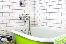 bathroom remodel / by Kate Modolo