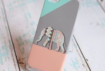 Phone Cases / by Sarah Wilensky