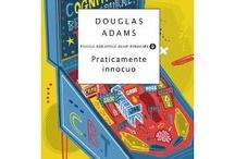 Una trilogia di sei libri #dontpanic / by Libri Mondadori