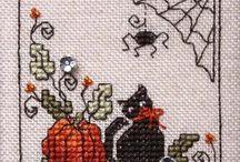 cross stitch / by Penny Kaye-Craig