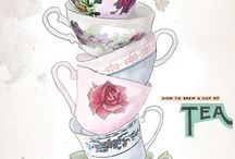 Tea for Two / by Mary Molnar