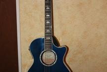 Guitars I own ... Guitars on the wish list / by Rennie Frank