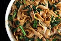 Foods- Asian / by Browen Dosch