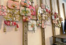 creative displays / by Grace Kang ♥ Pink Olive ♥