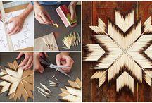 Matchstick Art / by Nikki Dalleinne